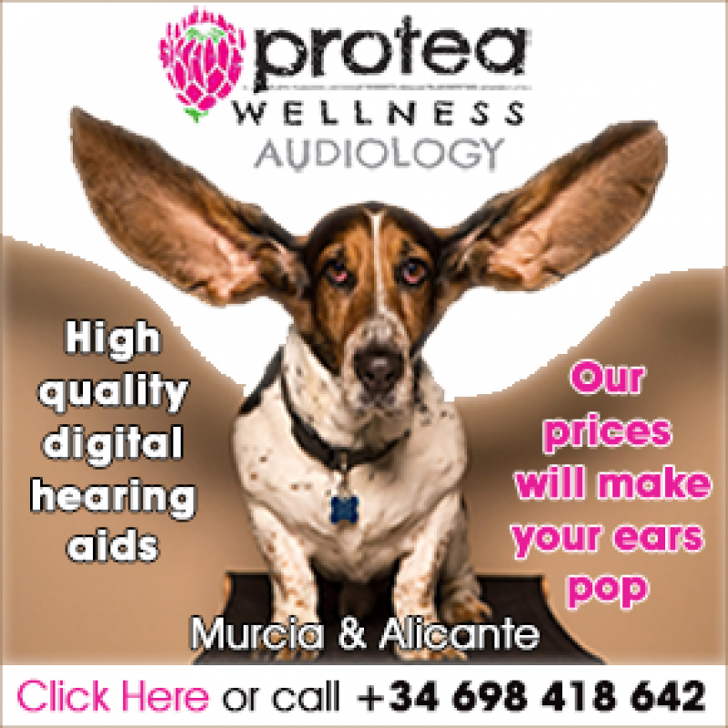 Protea Wellness Audiology top quality hearing aids in Murcia and Alicante