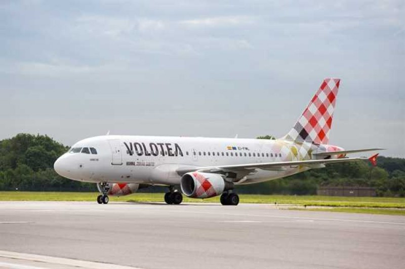 <span style='color:#780948'>ARCHIVED</span> - Volotea launch flights to and from Menorca at Corvera airport from June 23 onwards