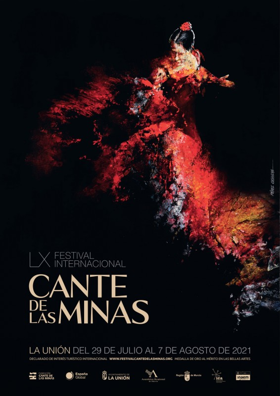 <span style='color:#780948'>ARCHIVED</span> - 2021 Cante de las Minas flamenco festival to go ahead in La Unión July 29 to August 7
