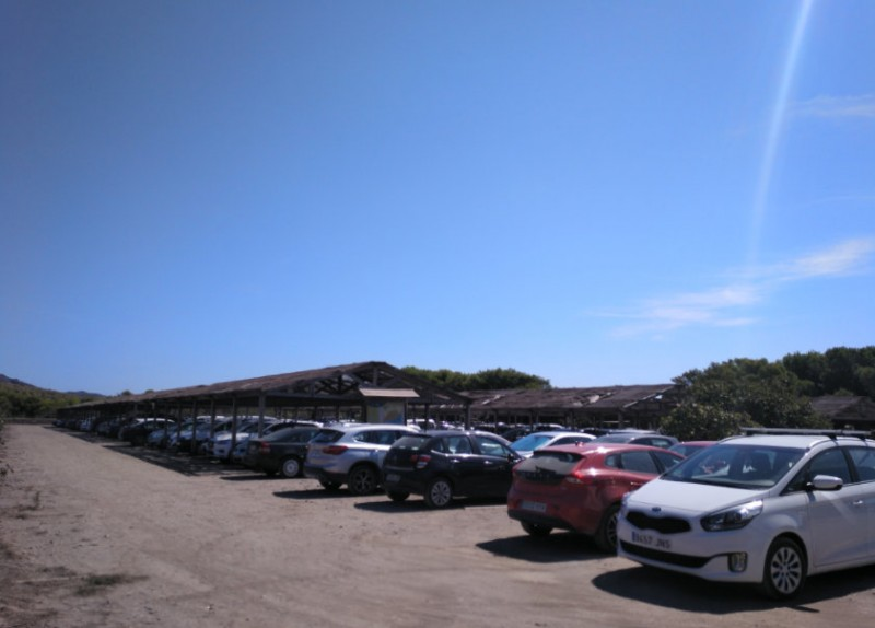<span style='color:#780948'>ARCHIVED</span> - Vehicle access restricted again at Calblanque regional park this summer