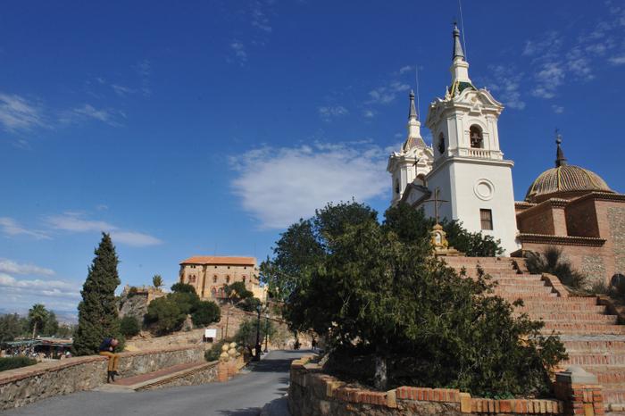 Santuario de Nuestra Señora de la Fuensanta in Algezares, Murcia