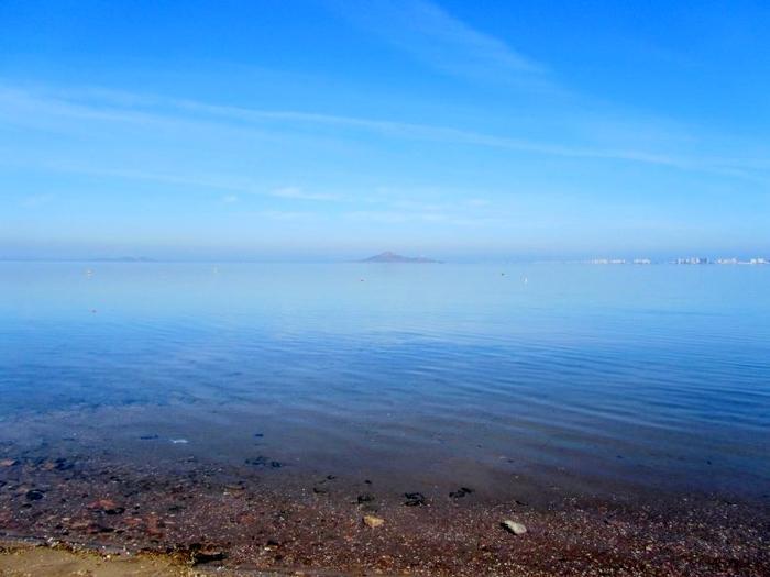 Cartagena beaches: Islas Menores