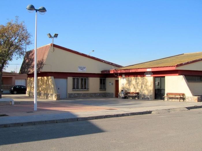 OMITA Cartagena Town Hall office in La Puebla