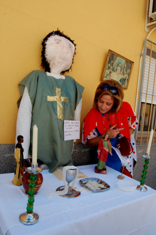 May, Las Cruces de Mayo, The crosses of May, a spring fiesta across the Region of Murcia