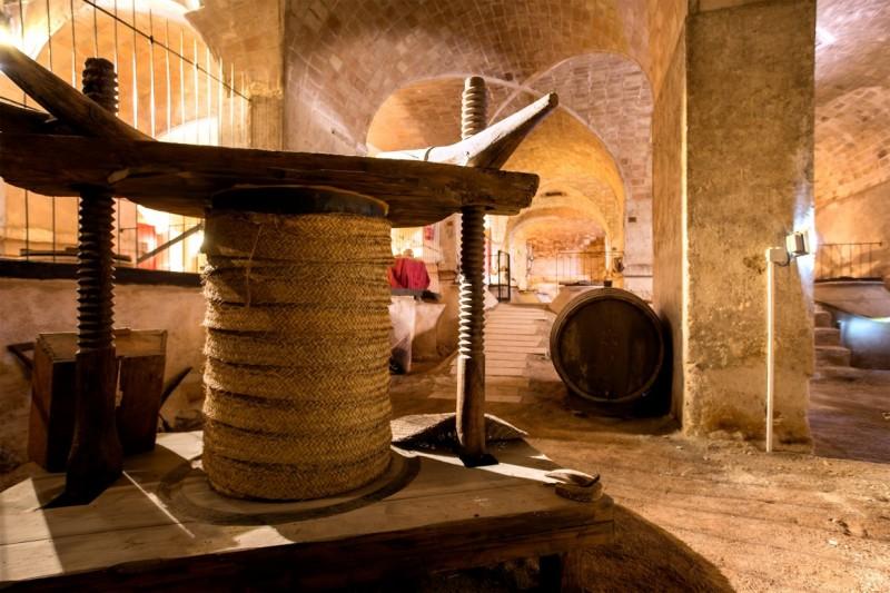 Museo del Vino, the wine museum of Bullas