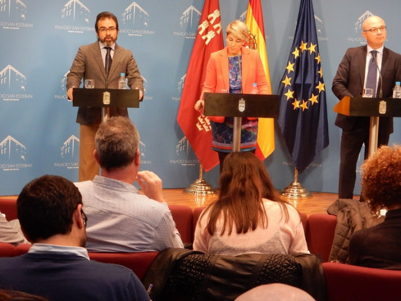 <span style='color:#780948'>ARCHIVED</span> - Murcia government reports San Javier airport closure deal