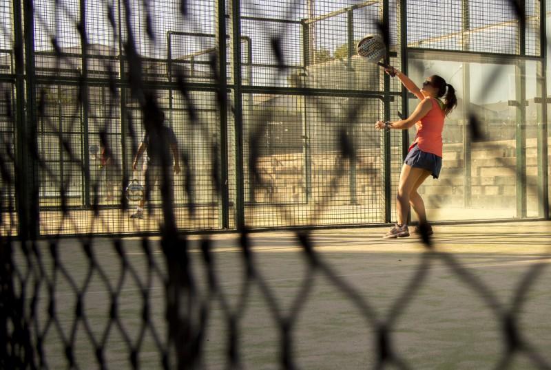 La Manga del Mar Menor sporting facilities