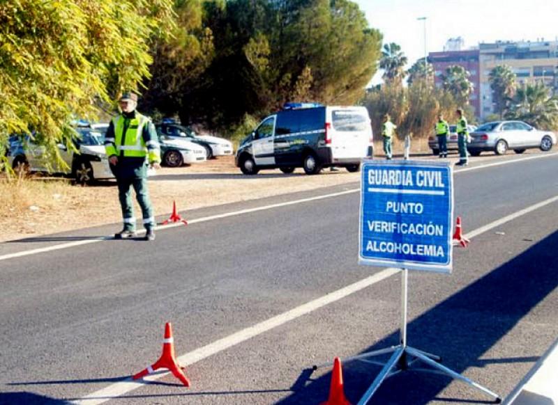 La Manga del Mar Menor Local Police and Guardia Civil