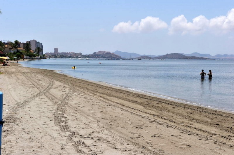 Playa Lebeche - La Manga del Mar Menor Beaches