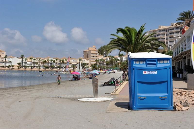 Playa El Pedruchillo - La Manga del Mar Menor Beaches
