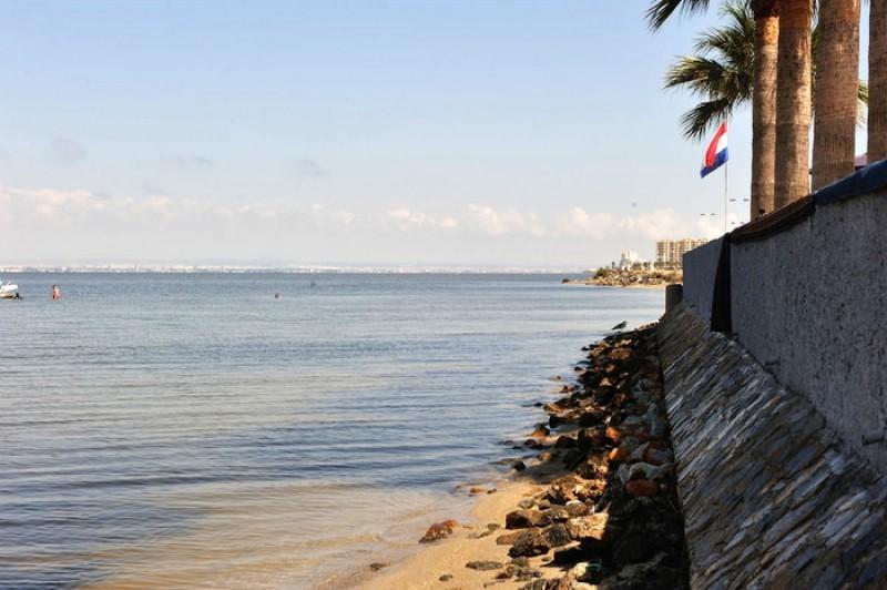 Playa Matasgordas - La Manga del Mar Menor Beaches