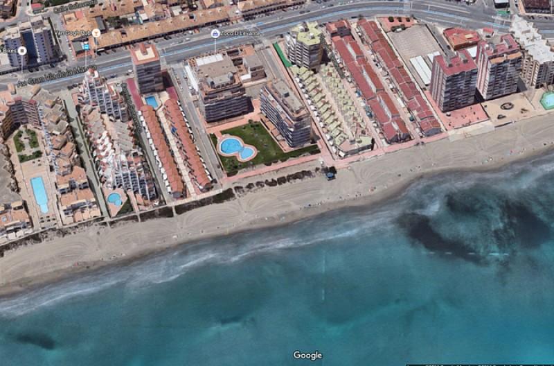 Playa Banco del Tabal - La Manga del Mar Menor Beaches