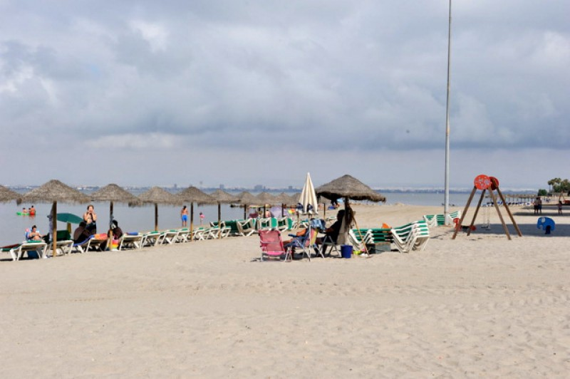 Playa Veneziola - La Manga del Mar Menor Beaches
