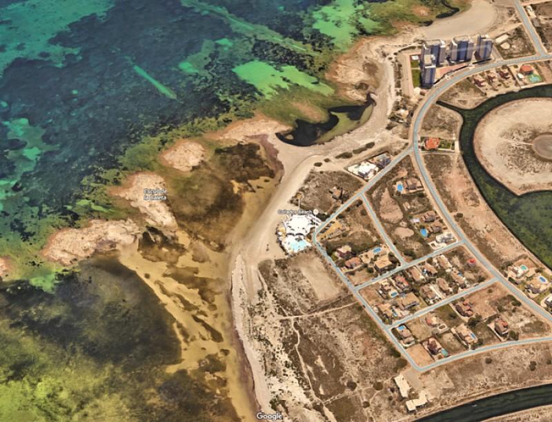 Esculls de la Llana y Encañizadas - La Manga del Mar Menor Beaches