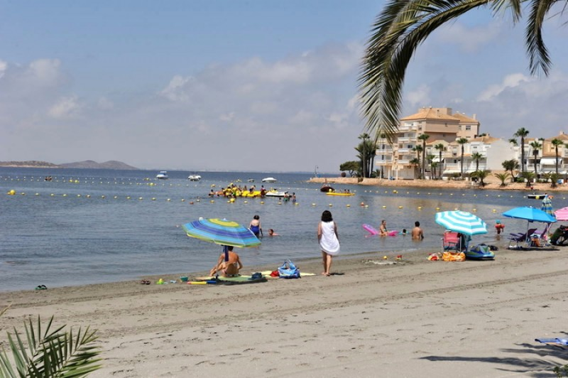 Introduction to the beaches of San Javier