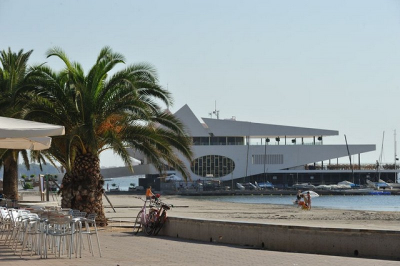 Playa del Pescador - San Javier beaches