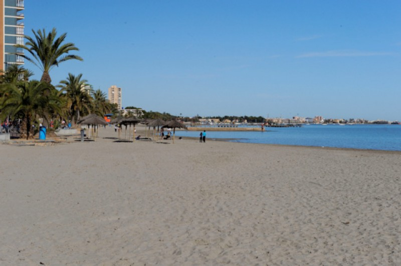 Playa de Colón - San Javier beaches