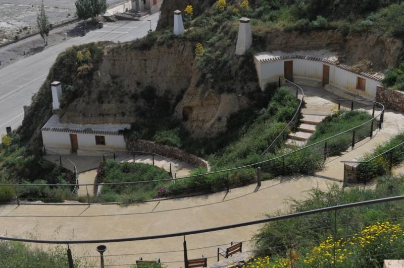 Medina Nogalte, the castle of Puerto Lumbreras