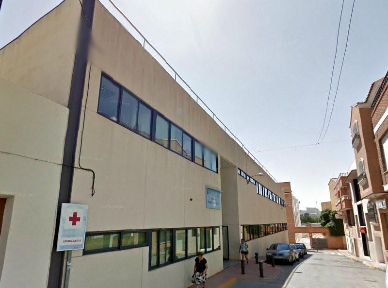 Medical centre in Puerto Lumbreras