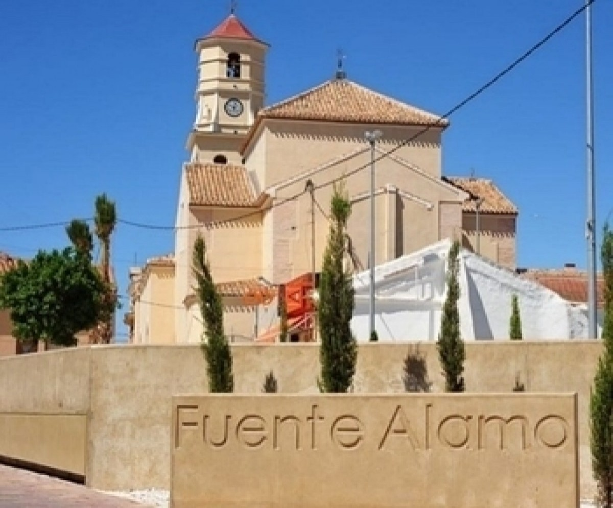 History of Fuente Álamo.