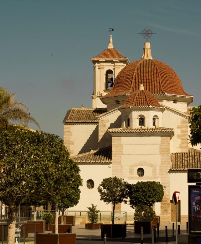 Parroquia San Francisco Javier, San Javier, Murcia