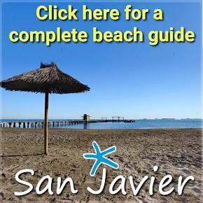 San Javier beach guide (branded)