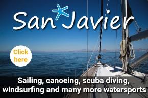 San Javier watersports