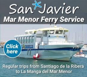 San Javier Ferry