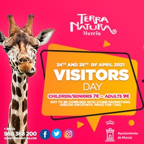 Terra Natura April 2021 visit