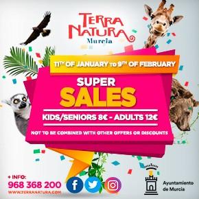 Terra Natura January 2020 Banner