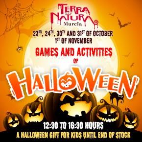 Terra Natura October Halloween Day Zoo 2021