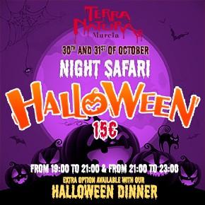 Terra Natura October Halloween Safari Zoo 2021