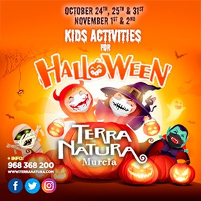 Terra Natura Zoo October Halloween 2020