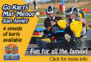 Go Kart Mar Menor (San Javier Today)