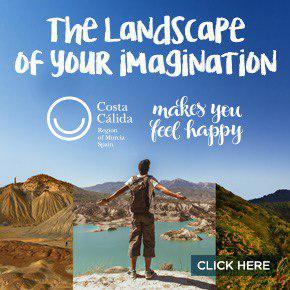 Murcia turistica Landscape