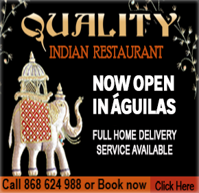 Quality Indian Aguilas banner