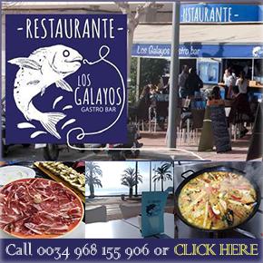 Restaurant Los Galayos