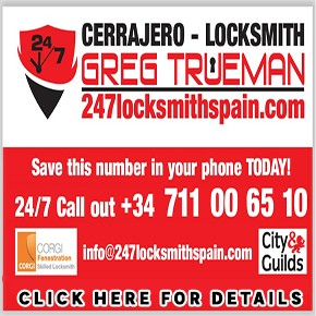 247 Locksmith Spain