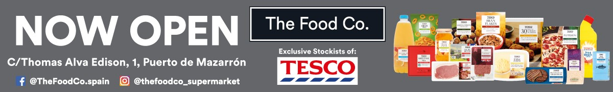 The Food Co Top of page banner