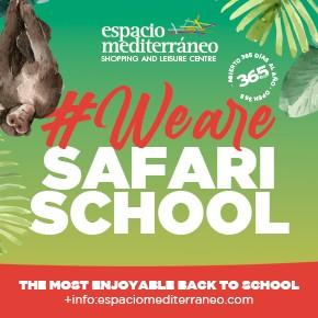 Espacio Mediterraneo Column Banner 290 Safari School