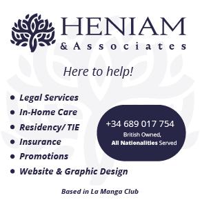Heniam Associates Banner