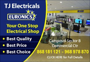 Tj Electricals Top of section Sponsor