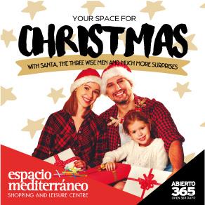 Espacio Mediterraneo Sponsors Banner