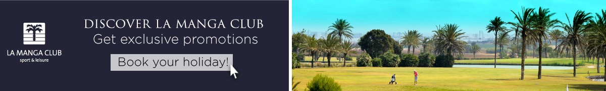 La Manga Club Golf Sports sponsors