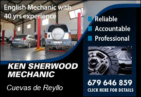 Ken Sherwood Motor Mechanic